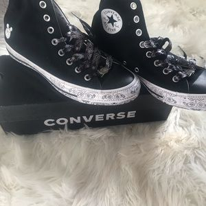 Converse NEW Miley Cyrus unisex sneakers